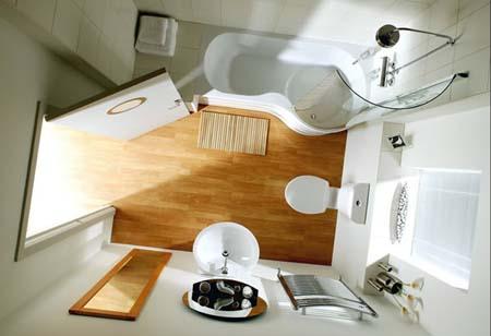 Jaké obklady do malé koupelny